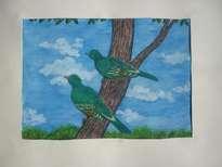 par de aves