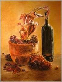 el fruto de la uva