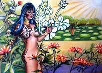flores da amazonia