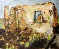 hogar en ruinas.
