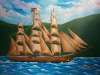 veleiro espanhol