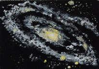 andromeda galaxie