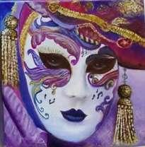 mascara veneciana I
