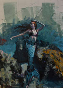 La Sirena del mar