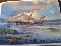 naufragio de la santiago.expedicion magallanes-el cano