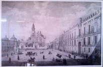 plaza de santo domingo - pedro waldi