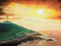 torre de hércules - galicia - españa