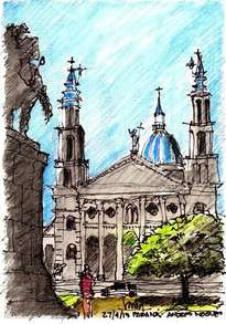 catedral de paraná-argentina