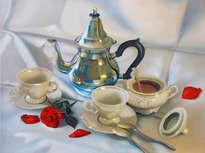 la hora del té ii