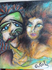 la sirena y el vagabundo