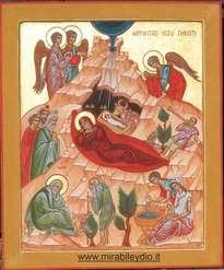 natività di gesù cristo