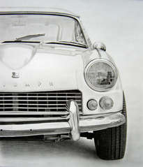 triumph gt6, 1967