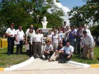 francisco morazan,  escultura hondureña