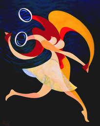 bailarines unisex