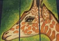 jirafa en tres tiempos