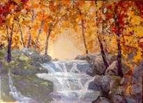 paleta de otoño