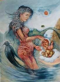 No dejes que las aves se coman el fruto de la divinidad