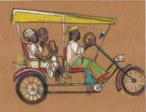 artefacto de transporte