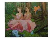 el ballet de la selva humeda