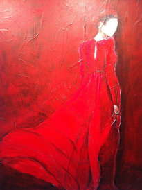 dama roja