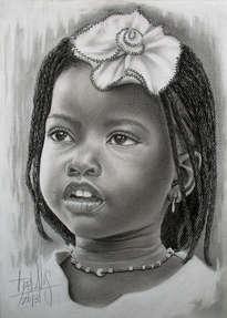 niña de raza negra 64