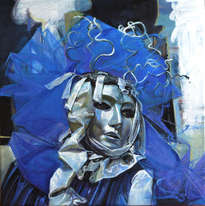 mascara veneciana