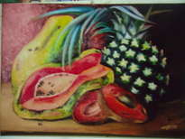 la reina de las frutas