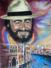 sole pavarotti