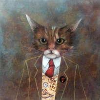 bohemian cat