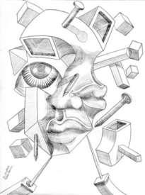 Dibujo Lápiz De Guatemala Copyright