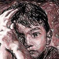 rostro de niño