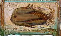 el pez de maíz dulce - ( marco integrado ))