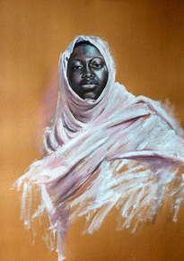 joven beduína