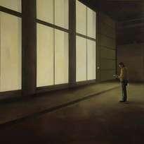 vermeer en la memoria - 195 x 195