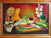 la sopa de verdura