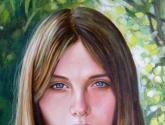 Retrato de niña inglesa
