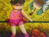 pequeña danzarina de la sonata celestial