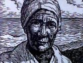mujer de la costa