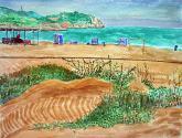 la playa del far de vilanova