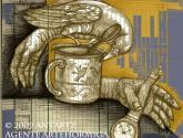 """""""es hora de tomar un café"""" ó """"la idea del tiempo"""
