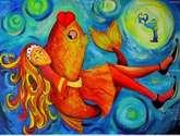 abrazo pez