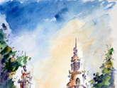 torres de montjuïc