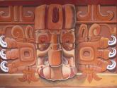 mascaron maya