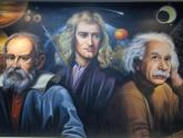 galileo, newton y einstein