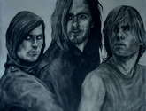 3 gosth of jared leto