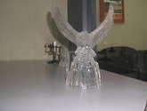 aguila de cristal