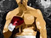 los boxeadores