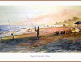 playa de benajarafe, málaga