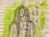 inmaculada lara cepeda, maku, desnudo nude naked ironic