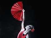 the dacer of flamenco